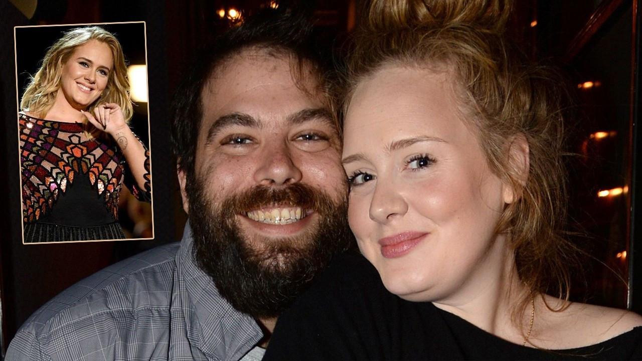Adele kocasından boşandı
