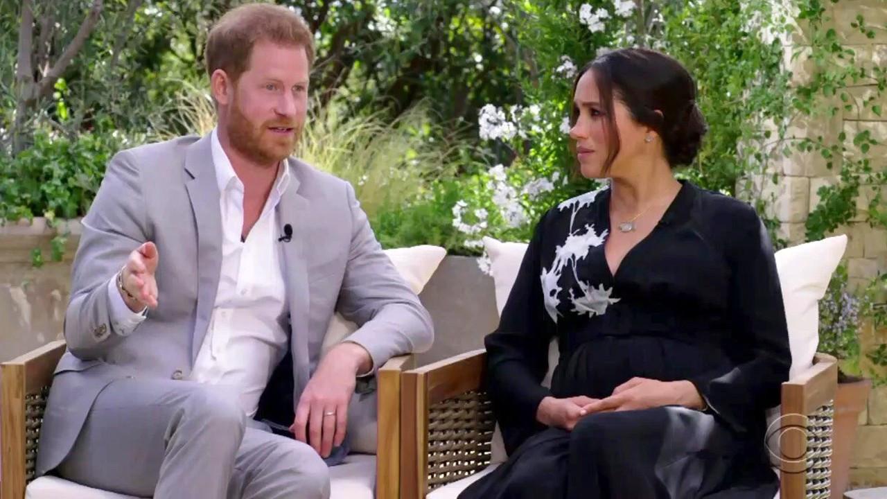 Prens Harry ve Meghan Markle'ın röportajı yayınlandı