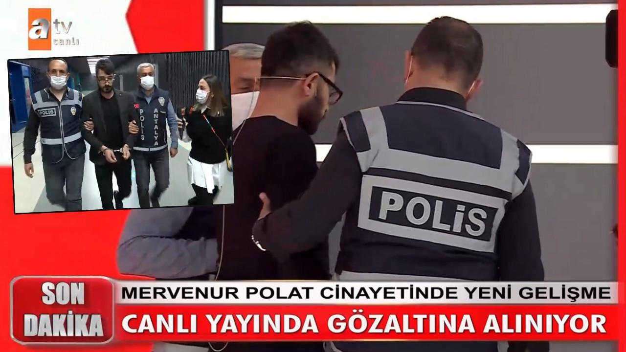 Mervenur Polat olayında bir gözaltı daha