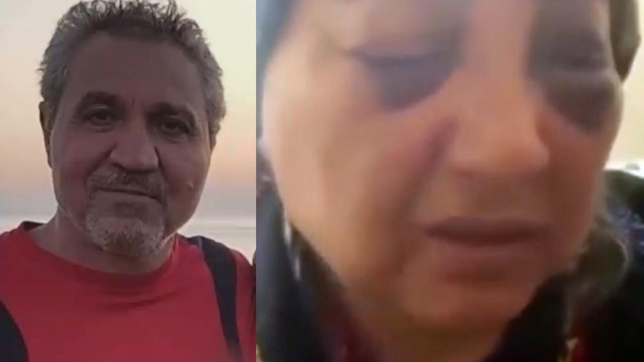 34 yıllık eşini darp edip iki gün aç susuz bıraktı!