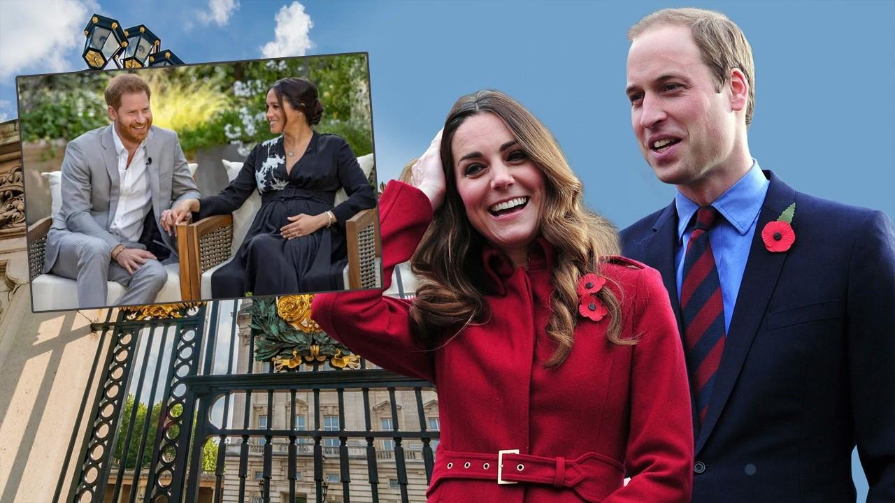"Prens William: ""Harry'e bir çift sözüm olacak"""