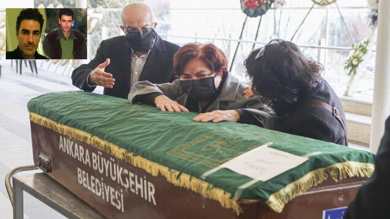 Karahan Çantay gözyaşlarıyla uğurlandı
