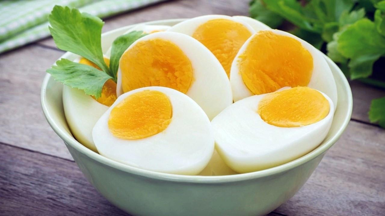 Protein kaynağı yumurta!