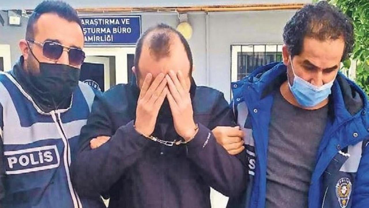Baba katili sahte sertifika operasyonunda yakalandı