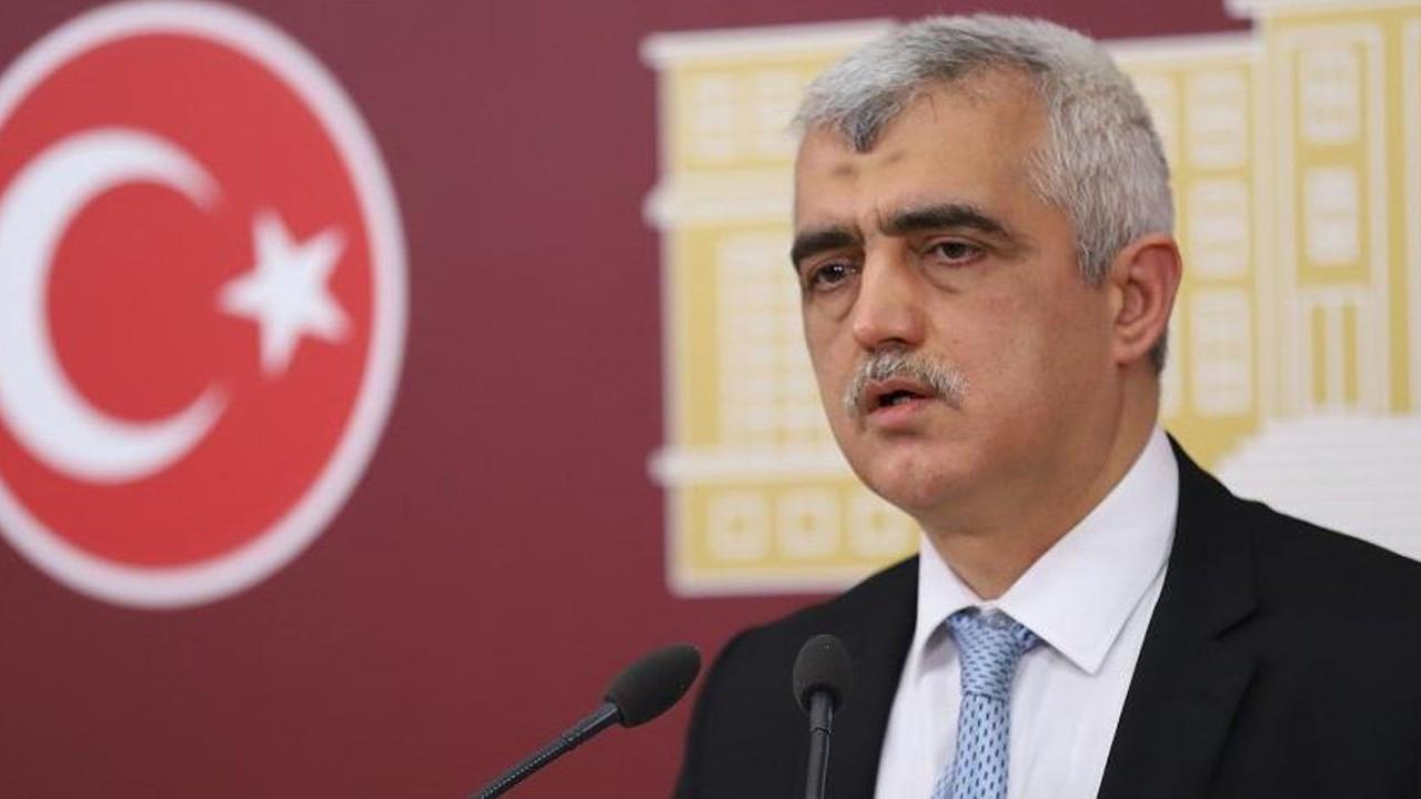 HDP'li Ömer Faruk Gergerlioğlu tutuklandı!