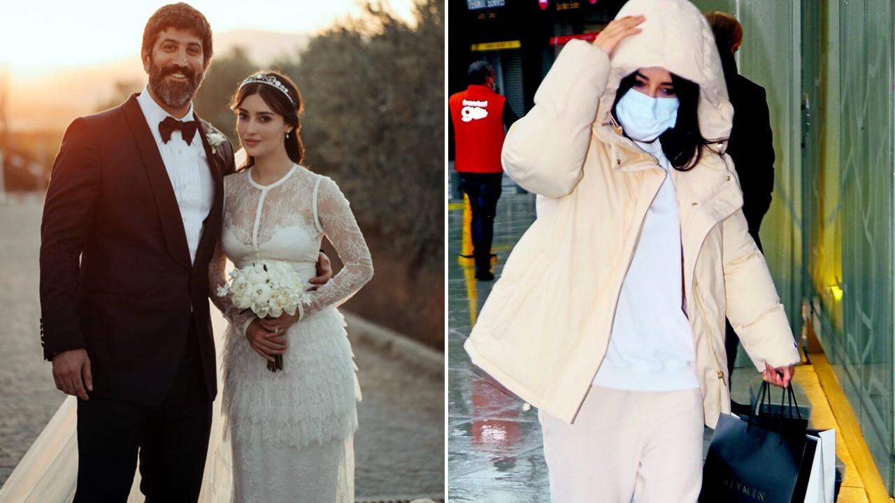 Melike İpek Yalova boşanır boşanmaz AVM'ye koştu!
