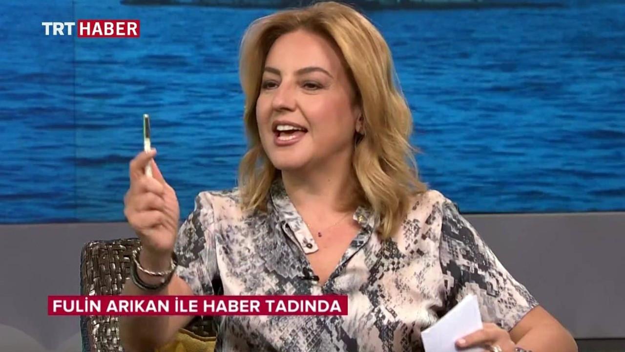 TRT spikeri Fulin Arıkan'dan flaş haber