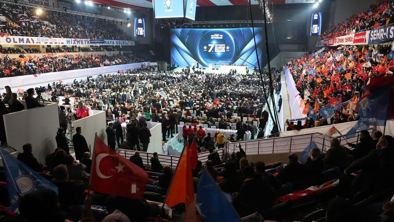 AKP'den tepki çeken lebaleb kongre için açıklama