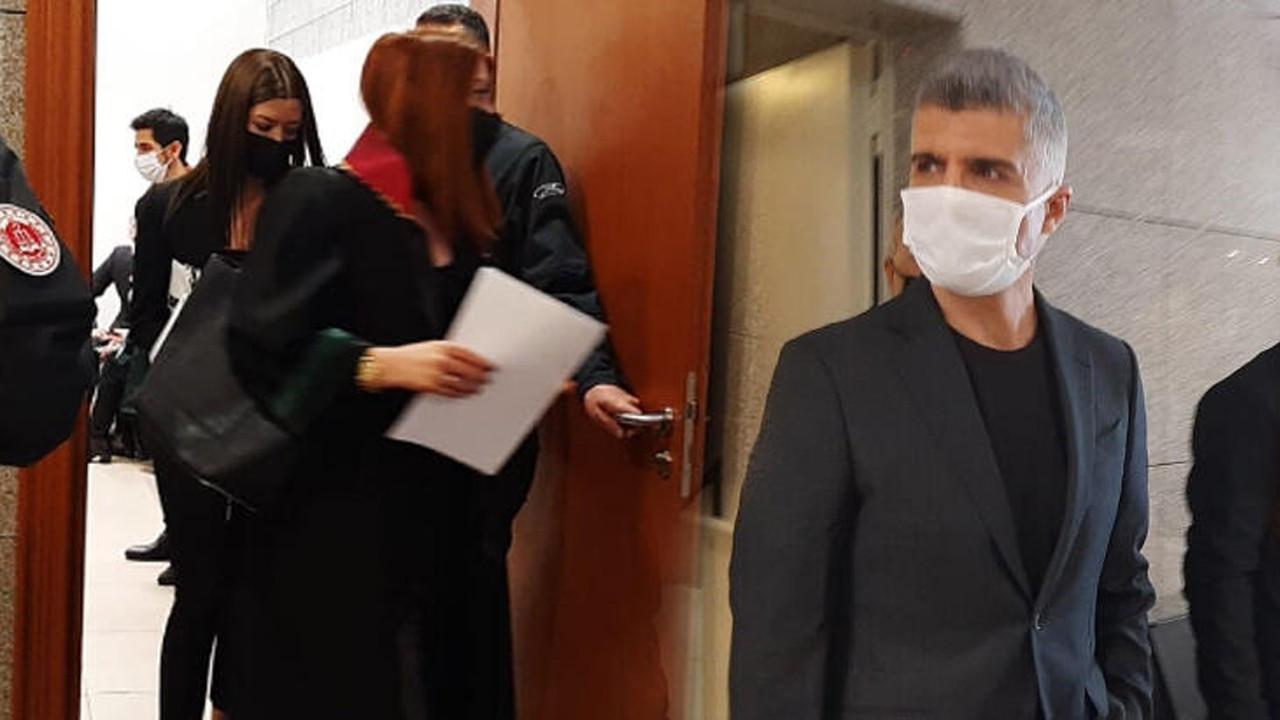 Özcan Deniz ve Feyza Aktan velayet davasında karşı karşıya geldi