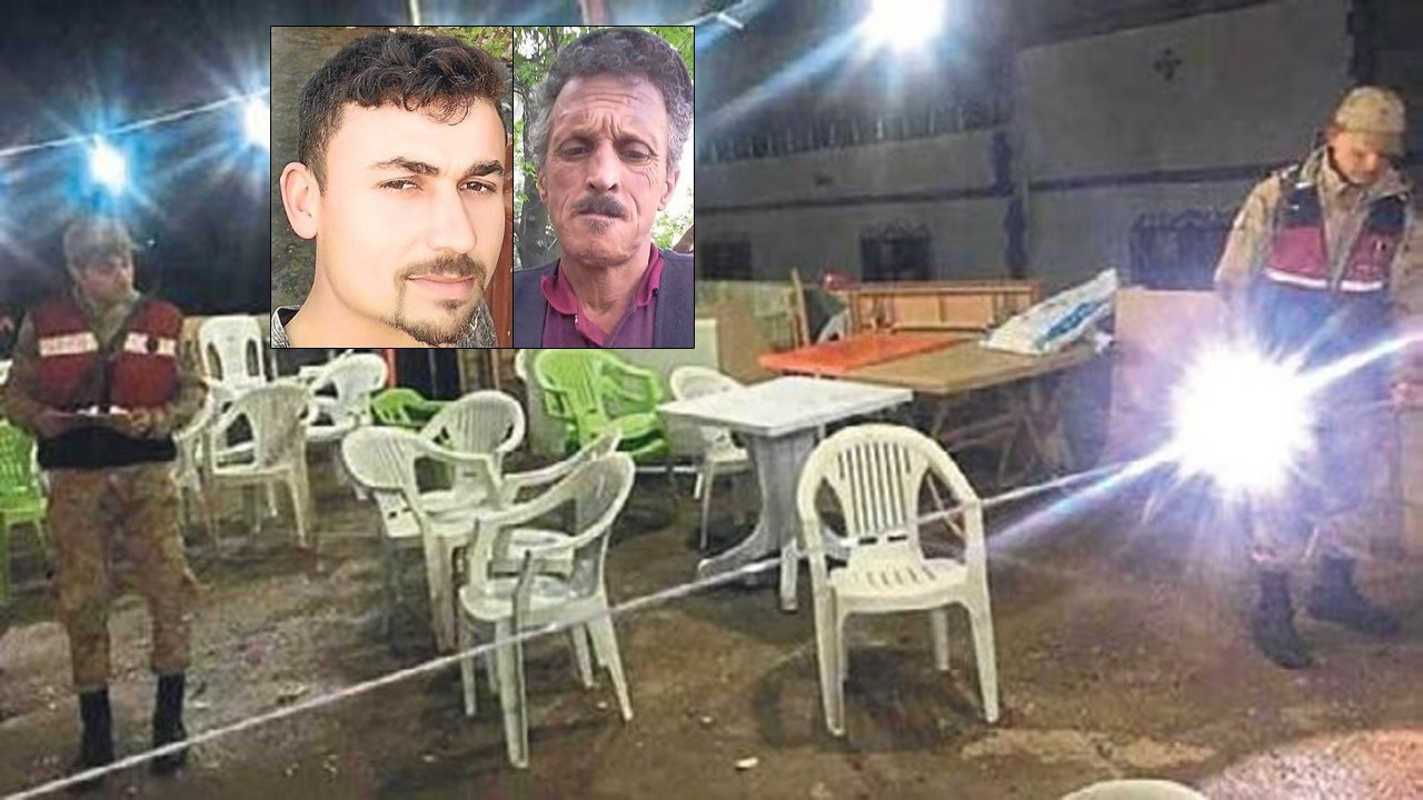 Maganda damat gözaltına alındı
