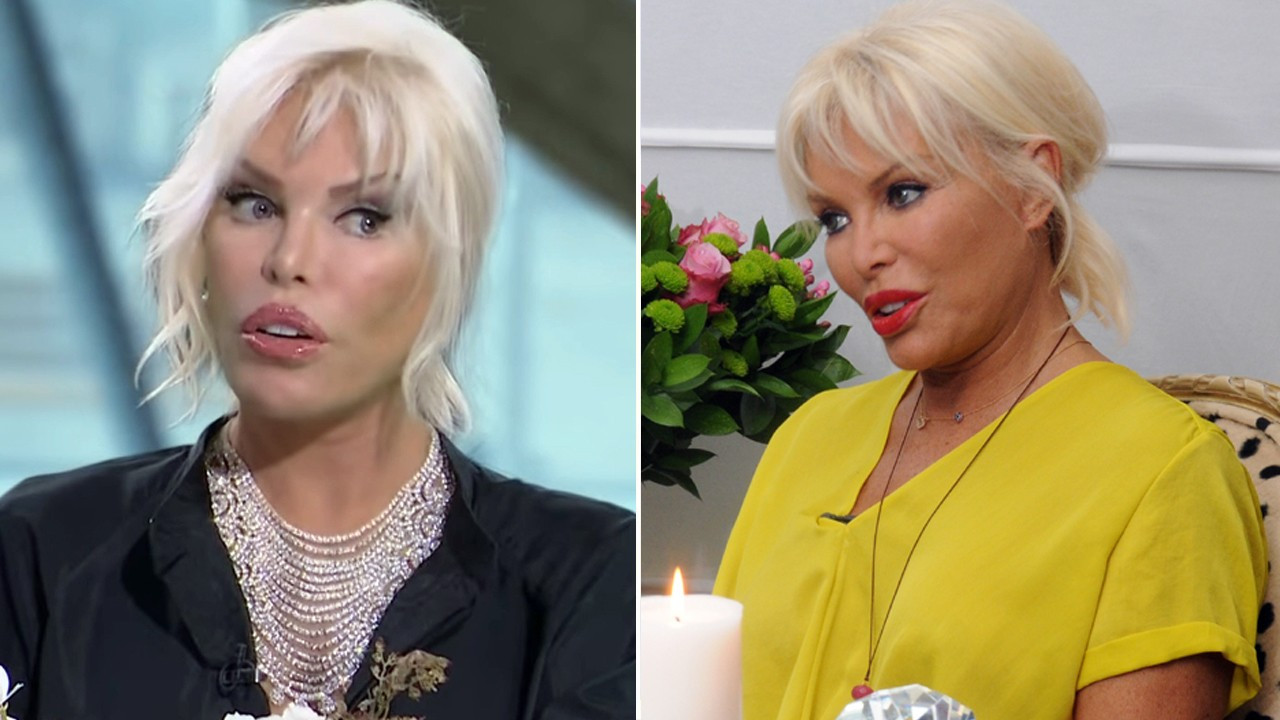 Ajda Pekkan evine çağırdığı estetisyene botokslarını yeniletti