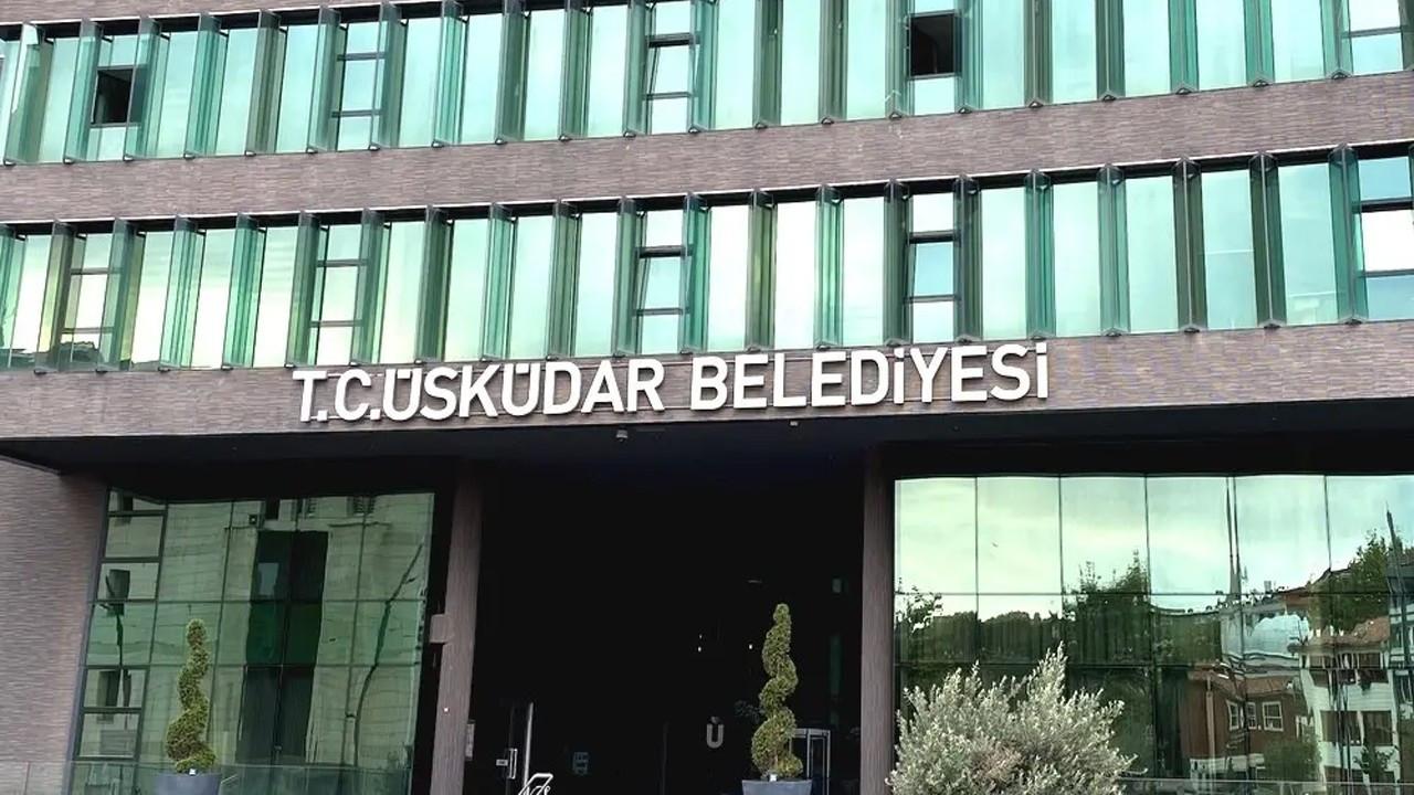 AKP'li Üsküdar Belediyesi 21 milyon 800 bin liralık borcunu sildirdi!