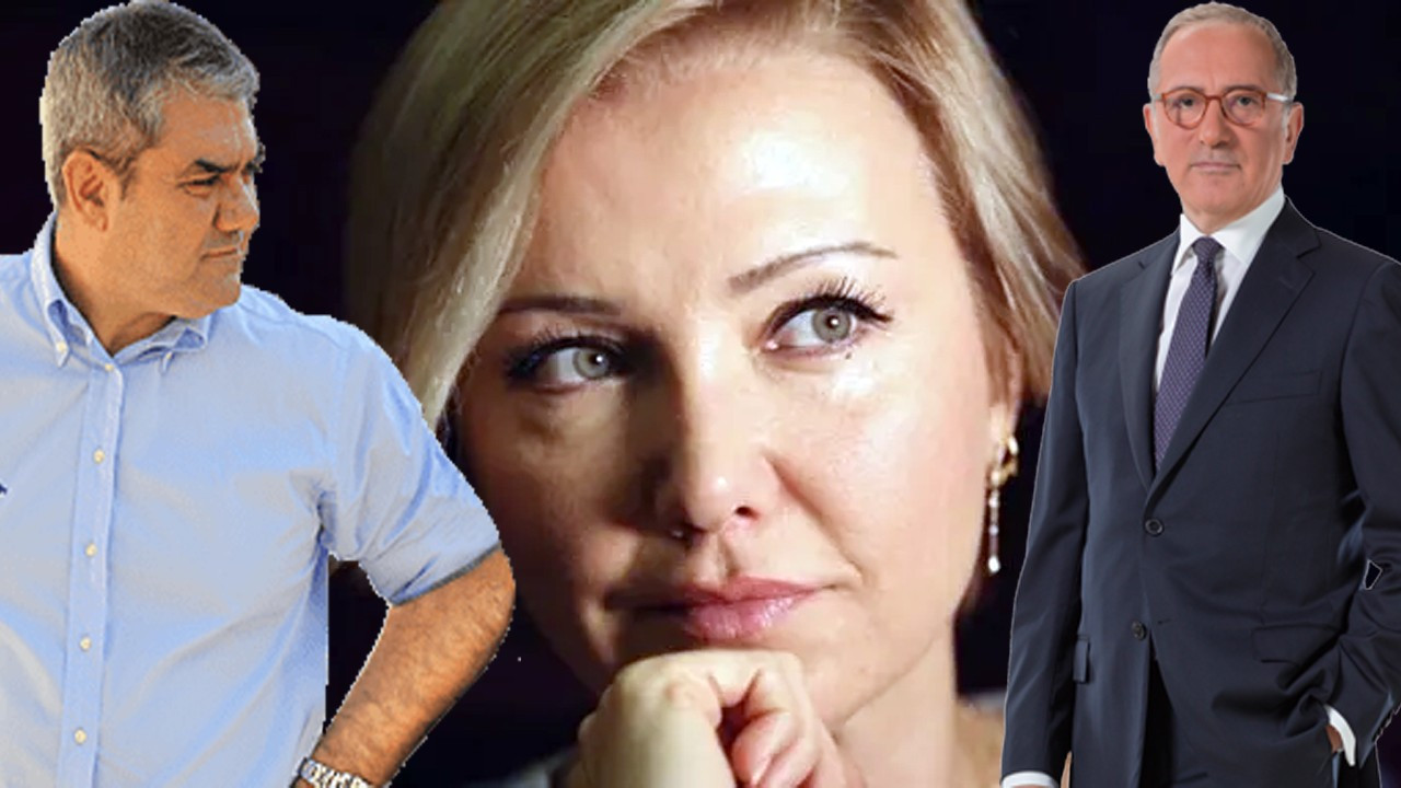 Yılmaz Özdil ve Fatih Altaylı'dan Berna Laçin'e tepki