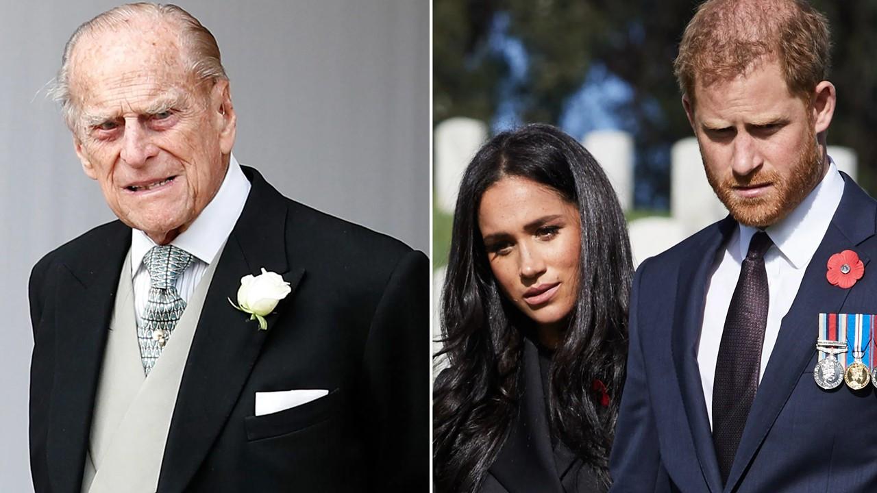 Meghan Markle Prens Philip'in cenaze törenine katılacak mı?