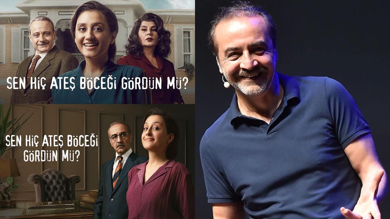 Yılmaz Erdoğan'dan Ecem Erkek'e övgü dolu sözler