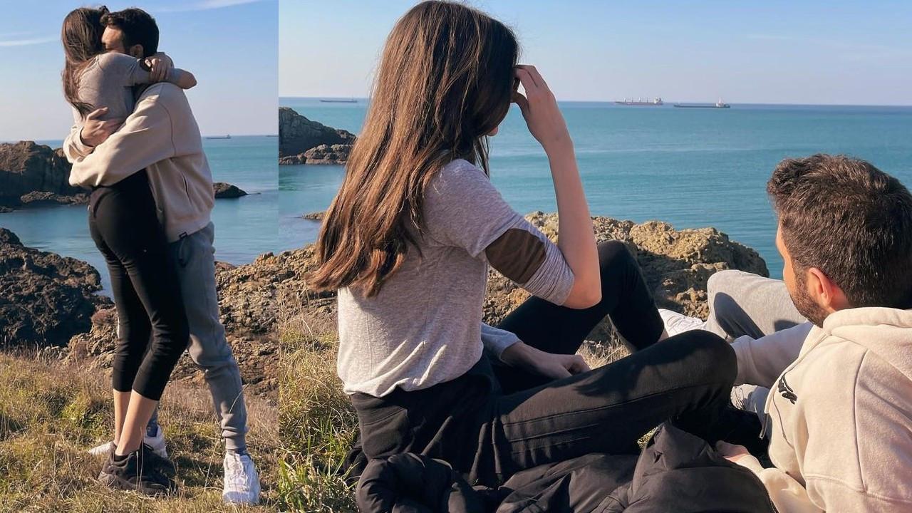 Deren Talu ve Baran Tınaz'ın kıskandıran mutluluğu