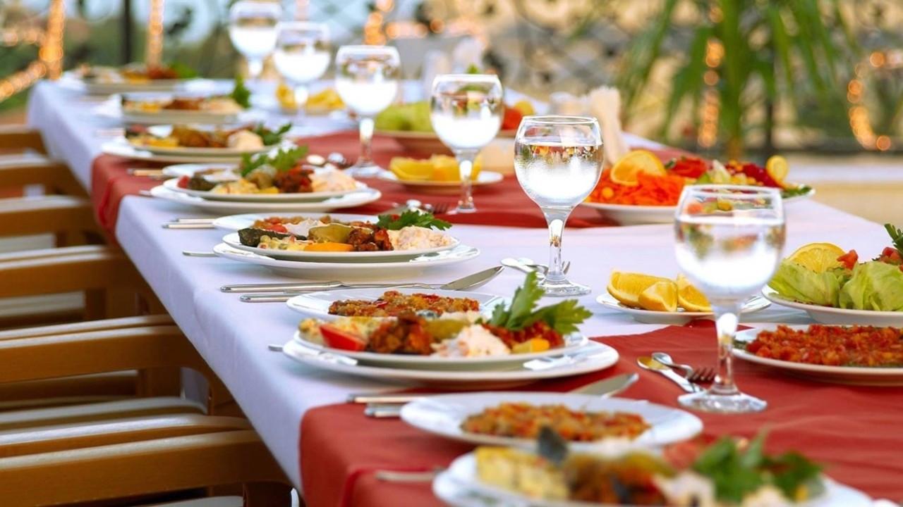Ramazan Ayı'nda dengeli beslenmeye dikkat!