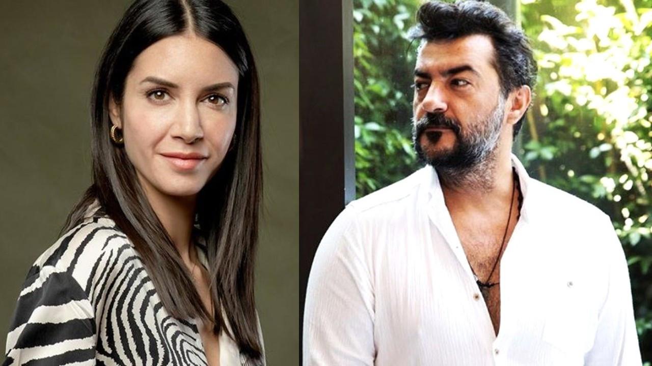 'Ahu Yağtu ve Celil Nalçakan aşk yaşıyor' iddiası!