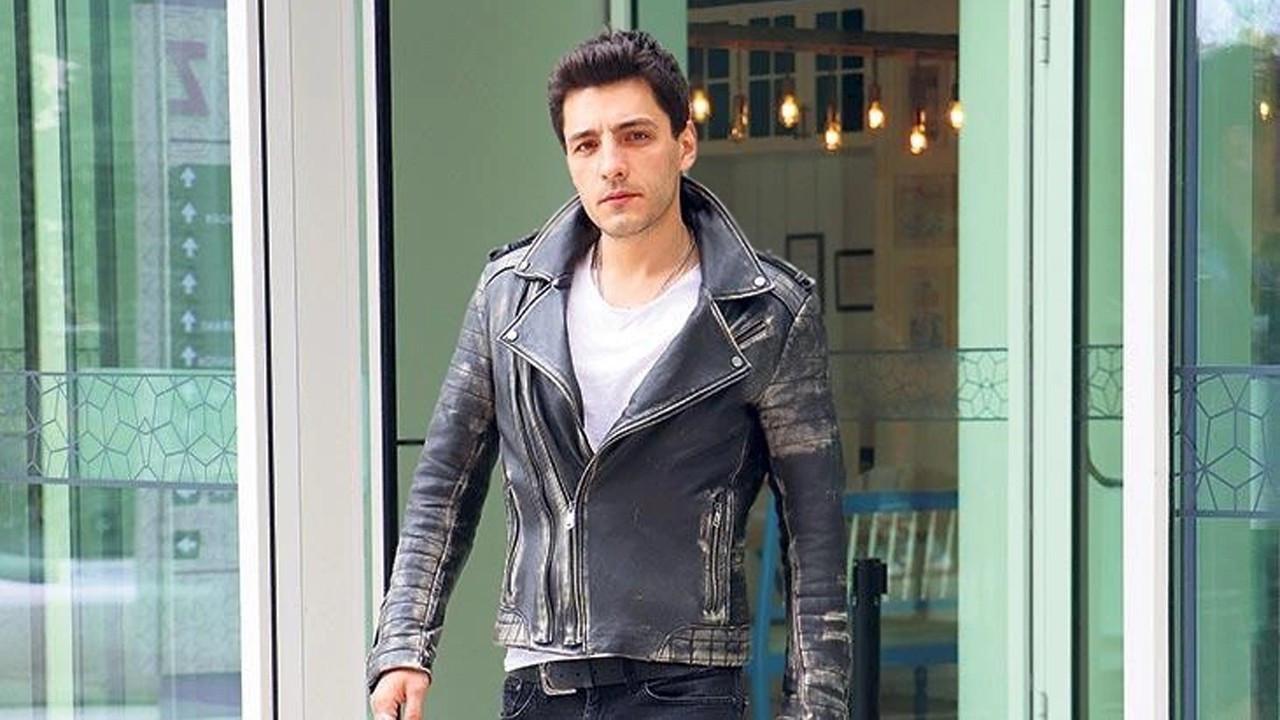 Beni Bırakma'nın yakışıklı yıldızı izin gününü İstanbul'da değerlendirdi