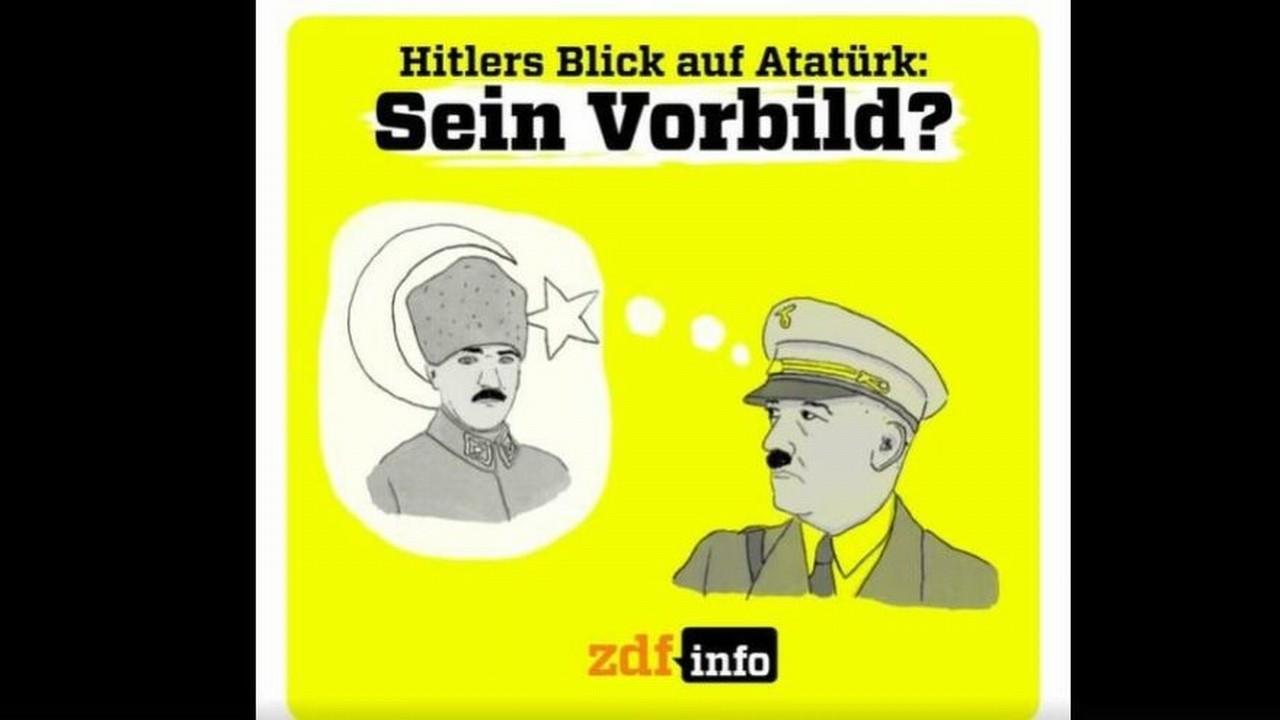Alman TV'sinden küstah ve skandal yayın!