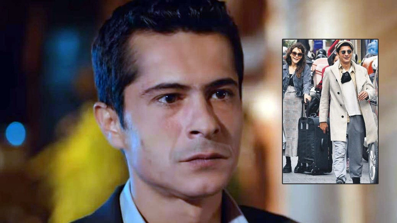 İsmail Hacıoğlu ve Merve Çağıran ilk kez görüntülendi
