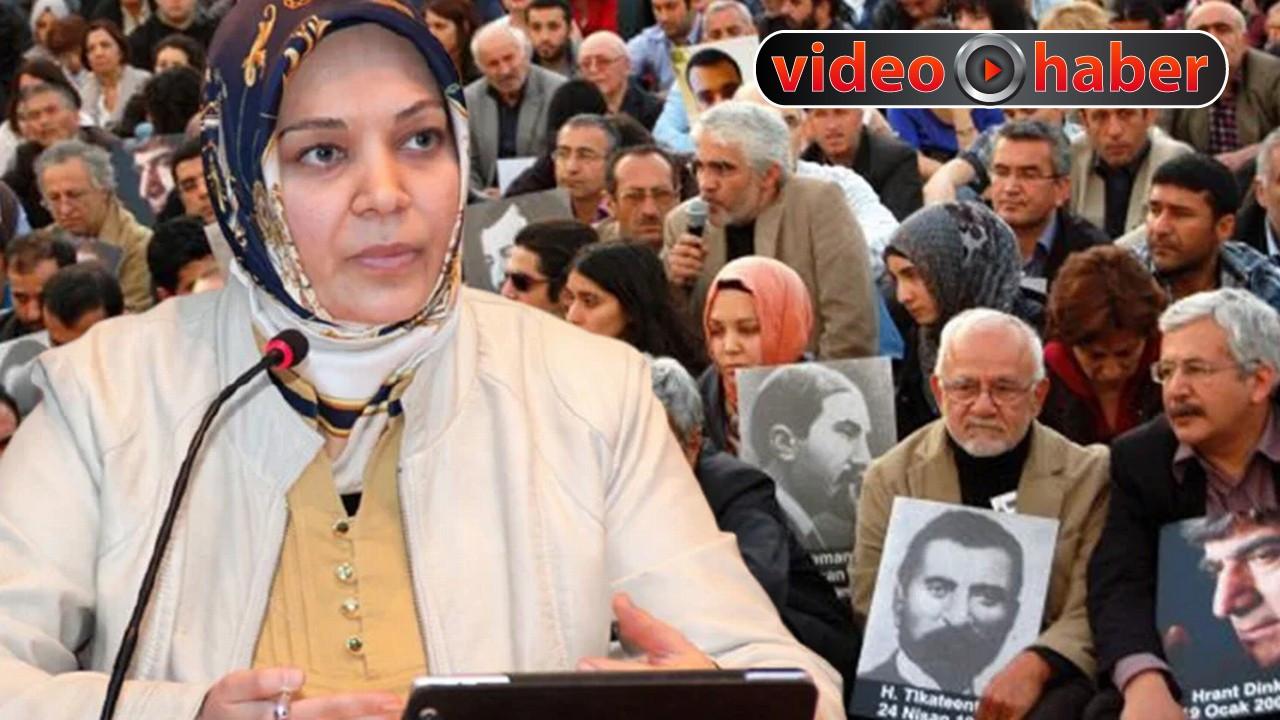 Hilal Kaplan, 'sözde Ermeni soykırımı' etkinliğine katılmış!