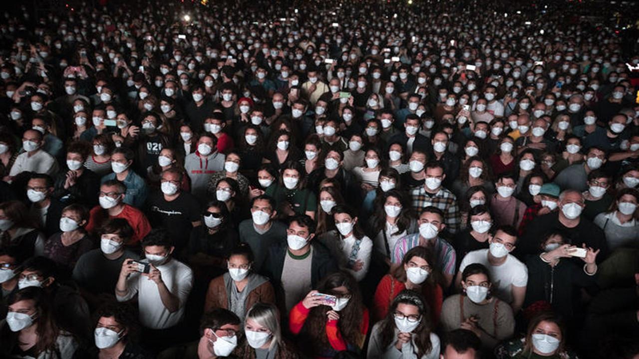 İspanya'da 5 bin kişilik konser deneyinin sonuçları belli oldu