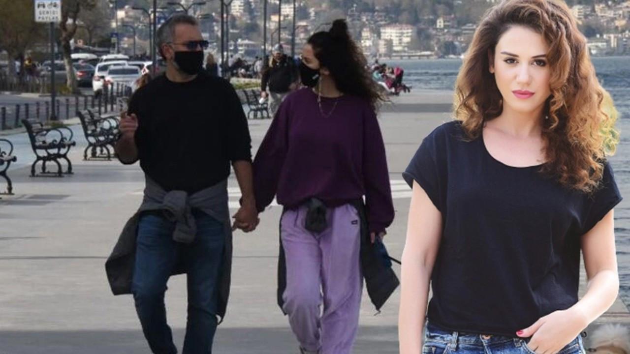 Ekin Türkmen yeni sevgilisiyle görüntülendi
