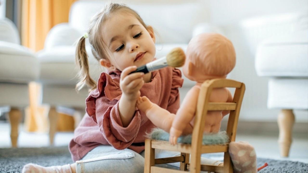 Oyuncak seçimi çocukların beyin gelişimini etkiliyor