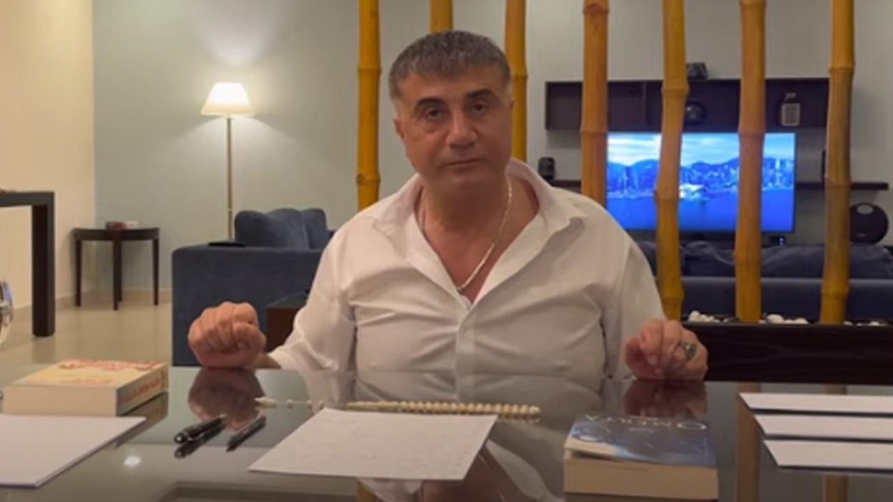 Sedat Peker'den yeni videoya ilişkin yeni açıklama