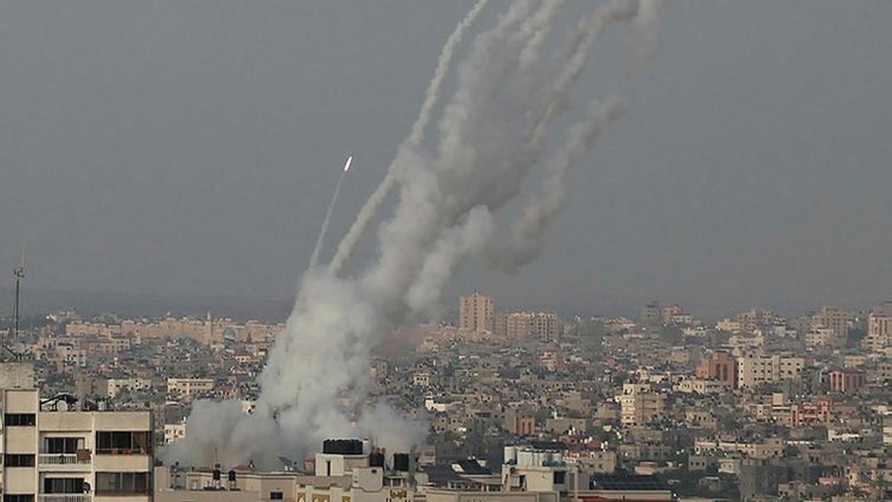 İsrail masum sivillere saldırdı!