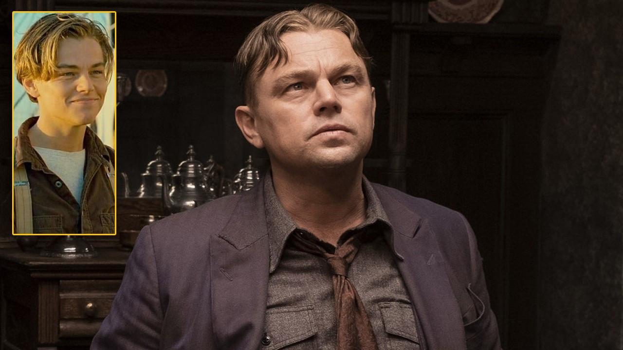 Leonardo DiCaprio son görüntüsüyle herkesi şaşırttı
