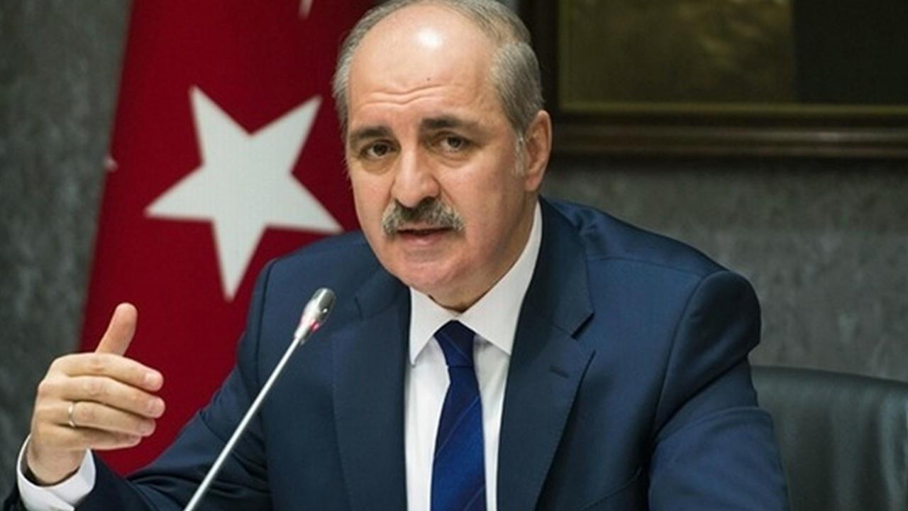 AKP'li Kurtulmuş'un 'Kanal İstanbul' eleştirisi ortaya çıktı