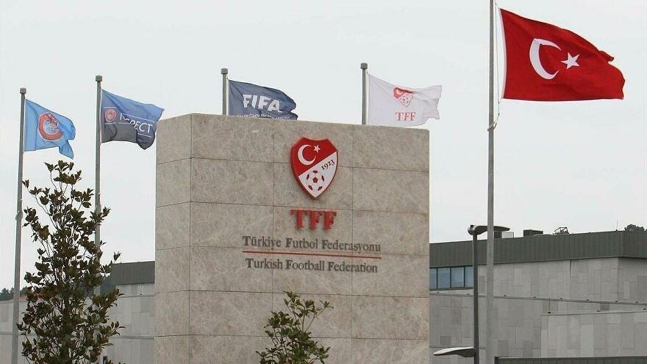Ankara Barosu'ndan TFF yöneticileri hakkında suç duyurusu