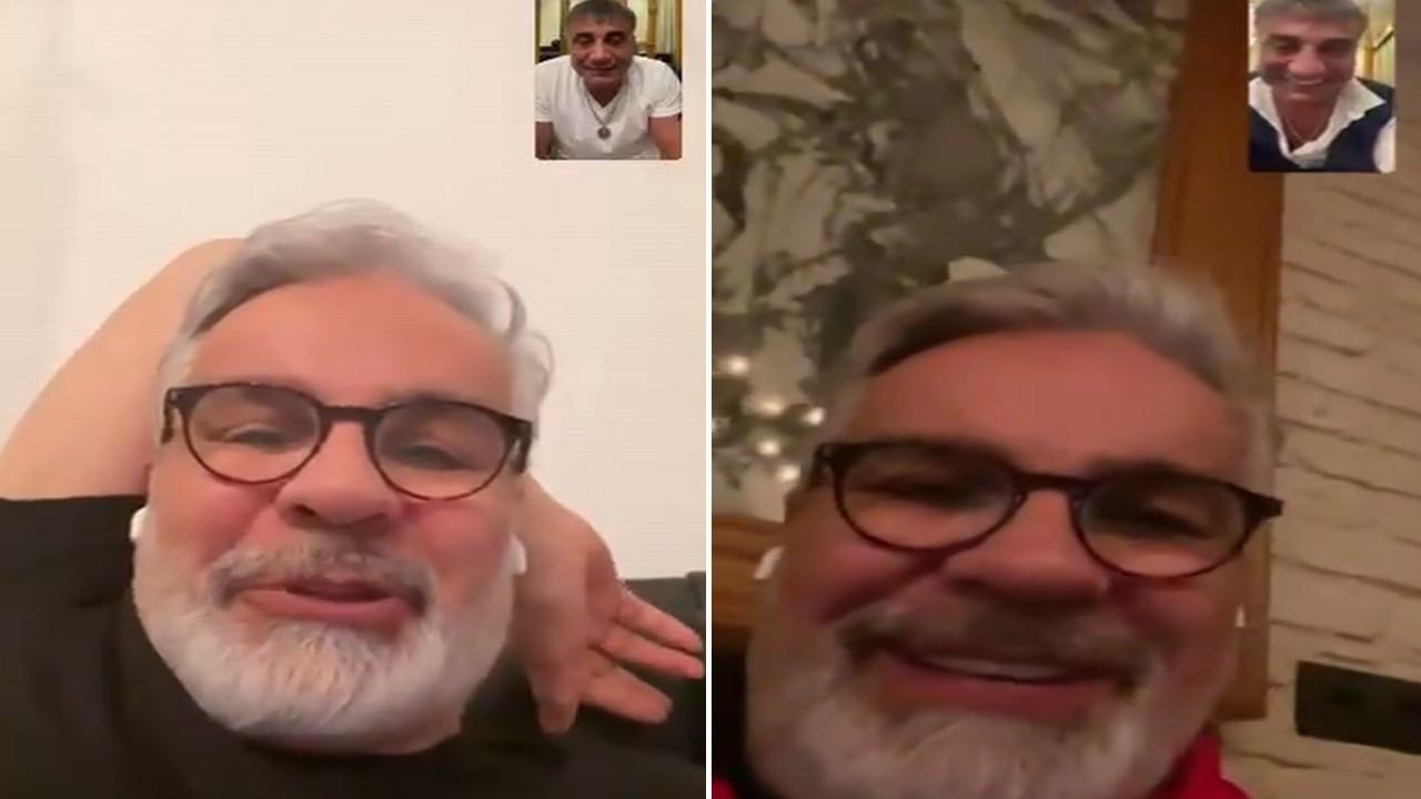 Sedat Peker, Hadi Özışık ile yaptığı görüşmeyi paylaştı-2