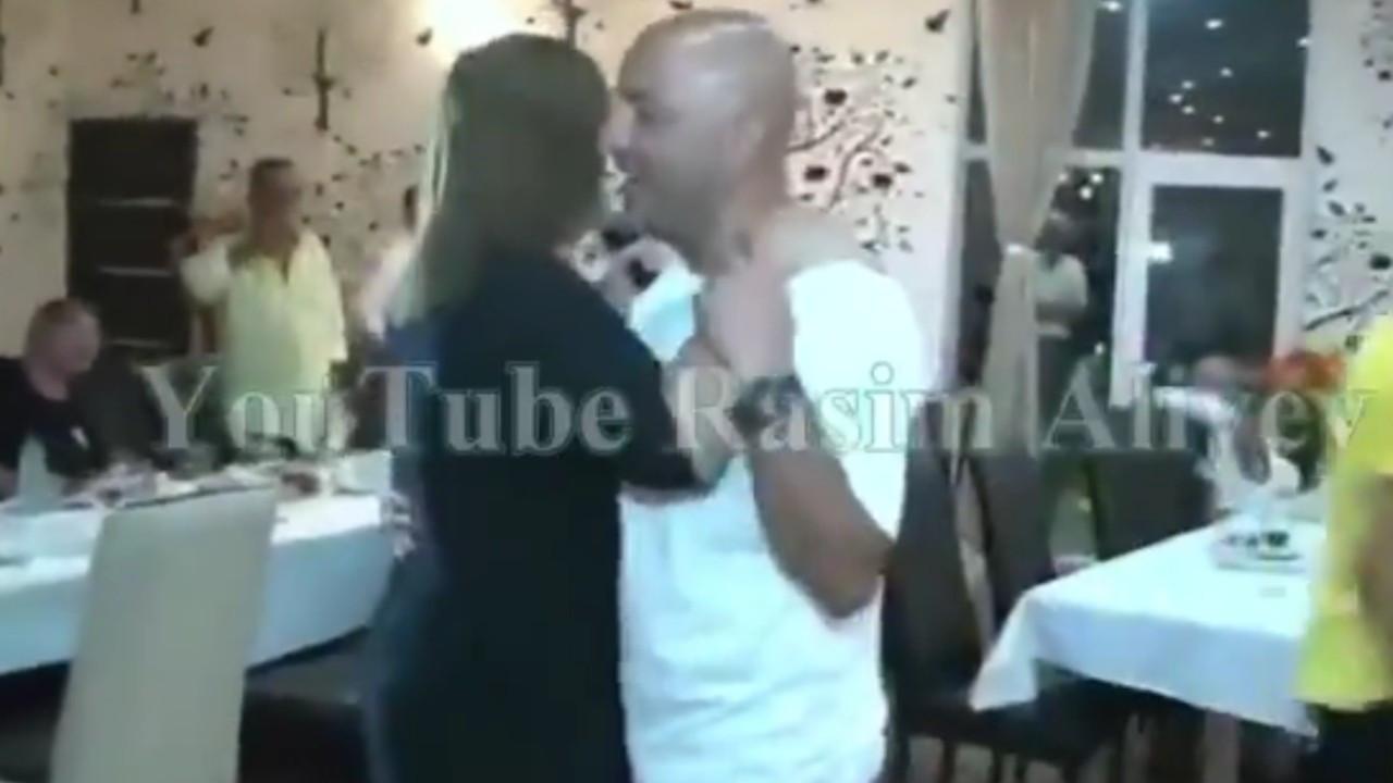 Sibel Can ve Mübariz Mansimov'un dansı olay yarattı