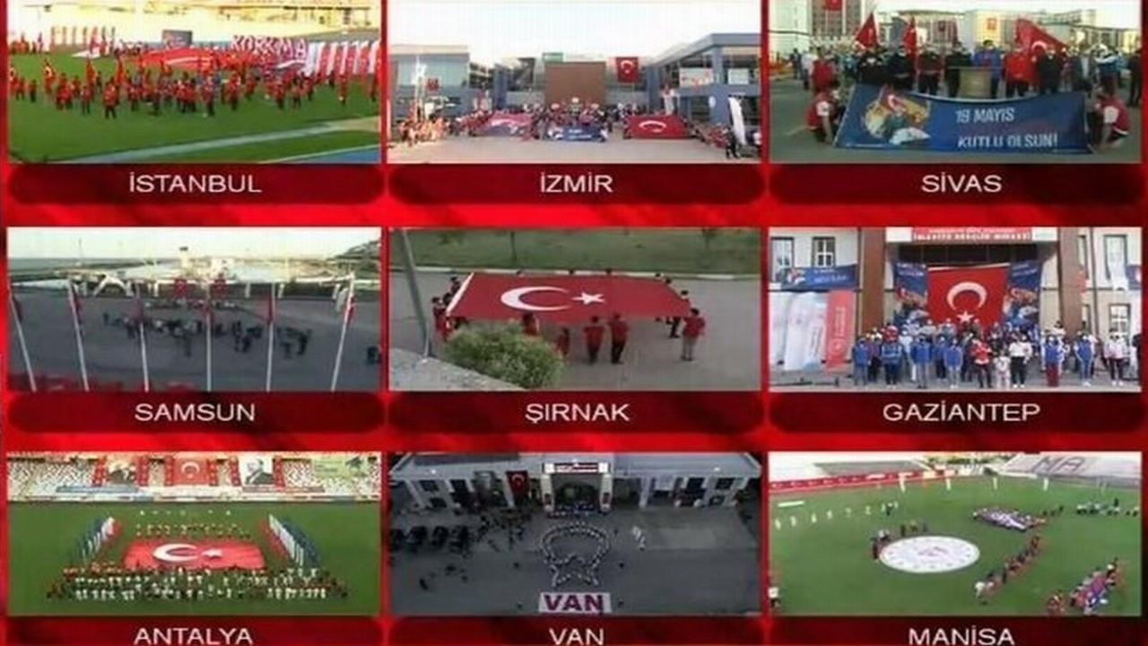 Saat 19.19'u gösterdiğinde tüm Türkiye tek ses oldu