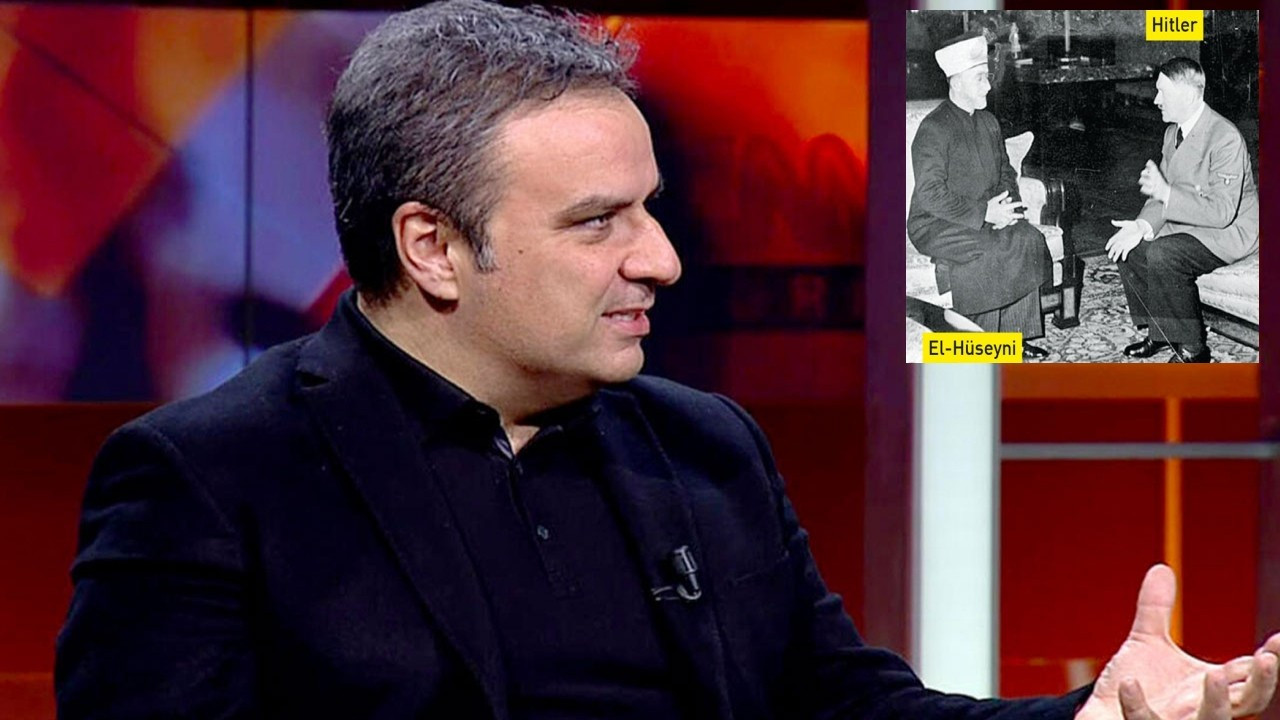 """Gürkan Hacır: """"O toprakları Yahudilere kim verdi?"""""""