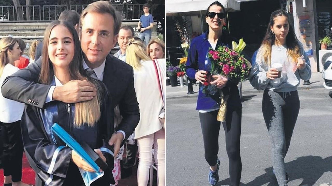 Edvina Sponza ve Murat Özyeğin'in kızlarından mutlu haber