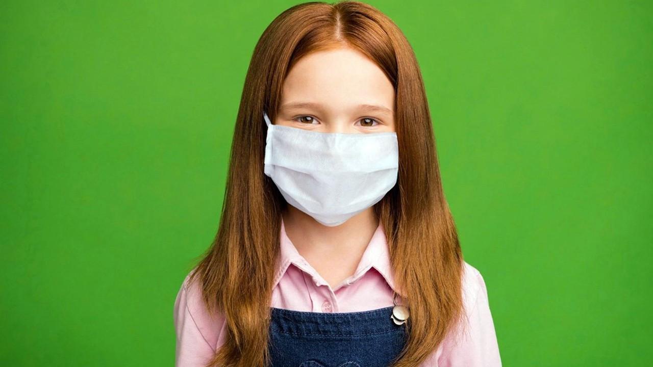 Çocukları açık alanlarda da virüsten koruyun