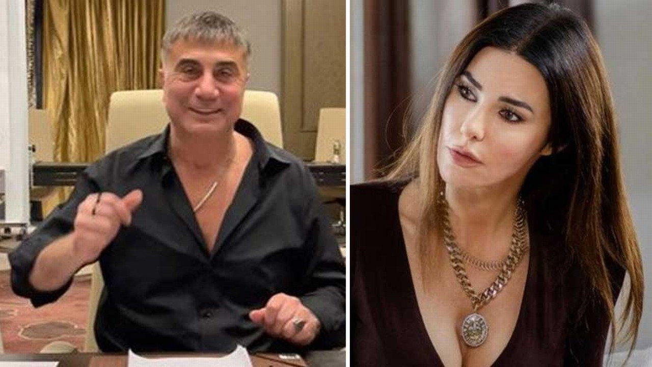 Defne Samyeli, Sedat Peker'in 'Defne Hanım' tweetine sert çıktı