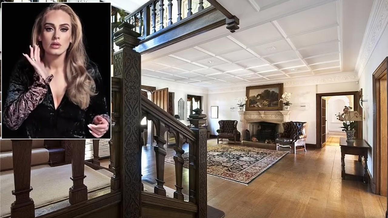 Adele, Sultan 5. Murad'ın torununun evini aldı