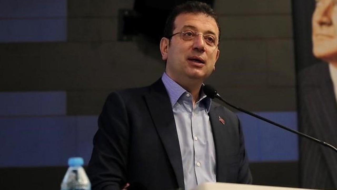 """Ekrem İmamoğlu'ndan Erdoğan'a sitem: """"Tek cevap yok"""""""
