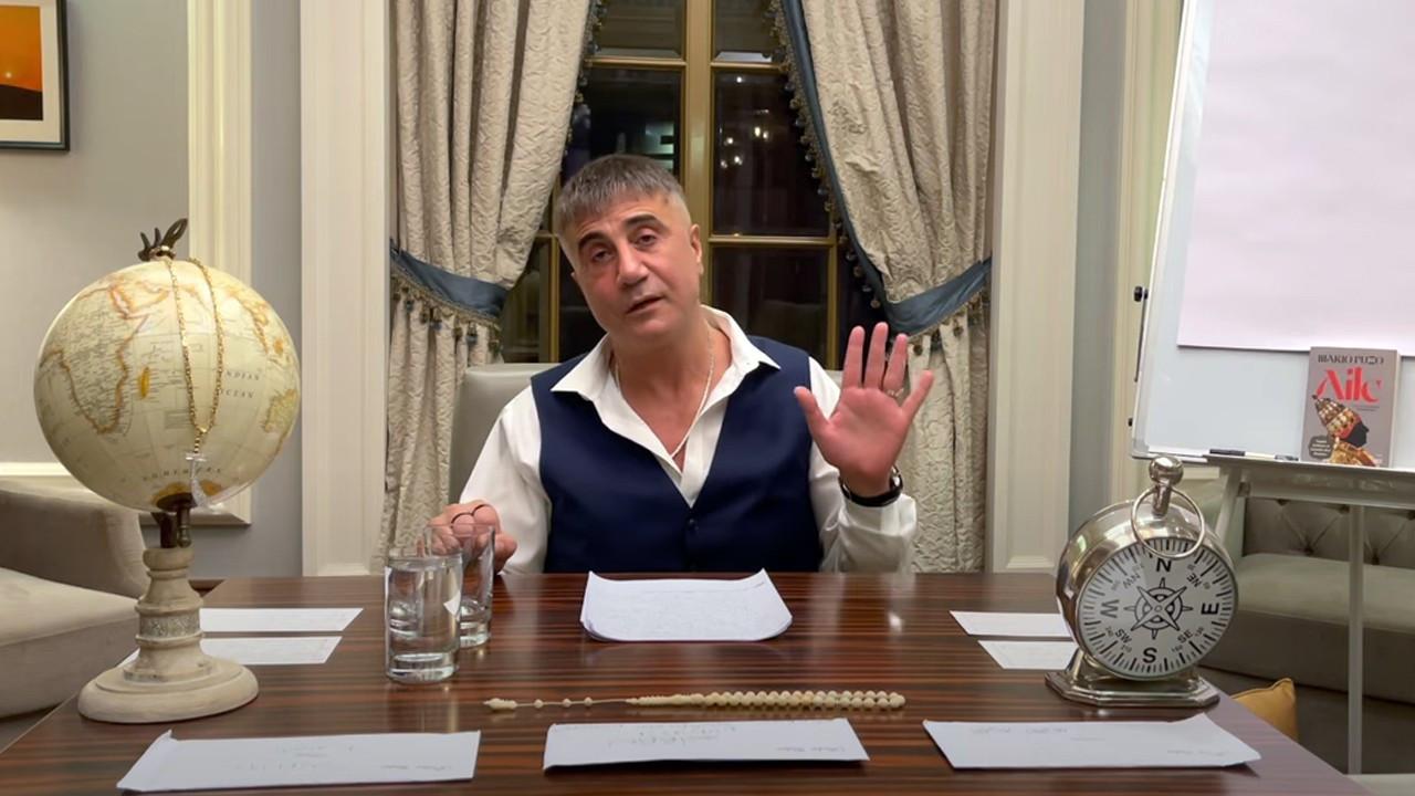 Sedat Peker ne yayınlayacağını açıkladı!