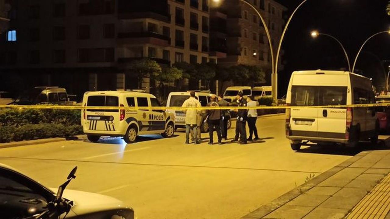 Polislerin aracını kaçıran suç makinesi vurularak durduruldu