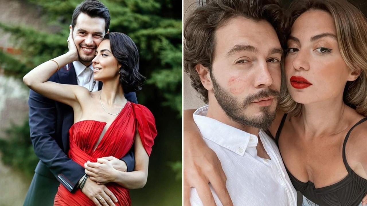 İsmail Ege Şaşmaz'dan nişanlısına romantik kutlama