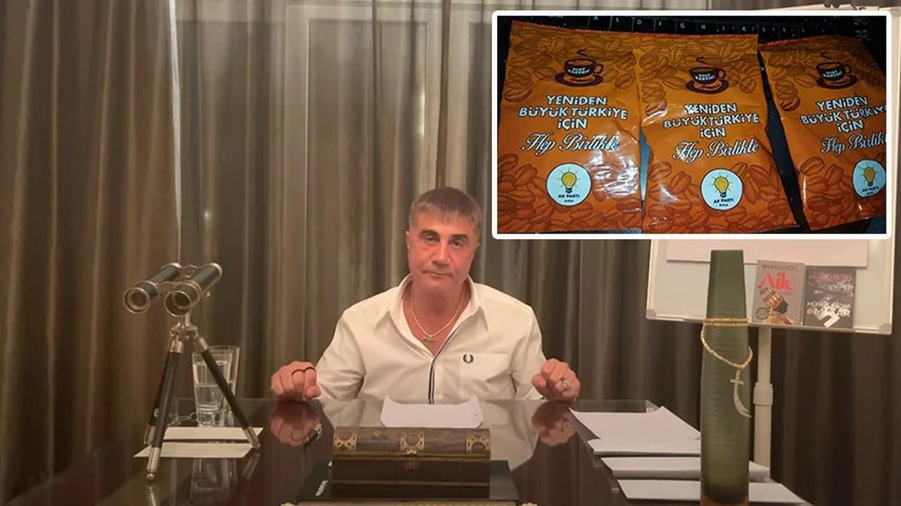 Sedat Peker, AKP'ye verdiği seçim desteğini açıkladı