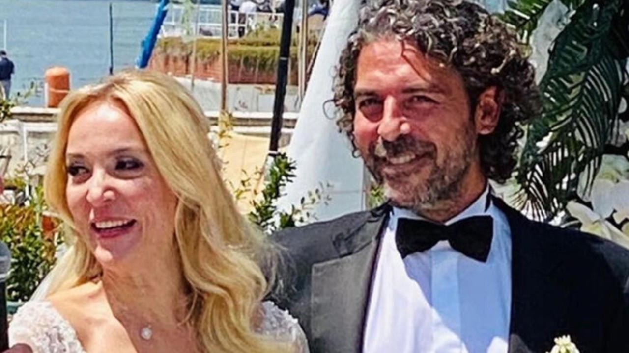 Oyuncu Sinan Tuzcu evlendi