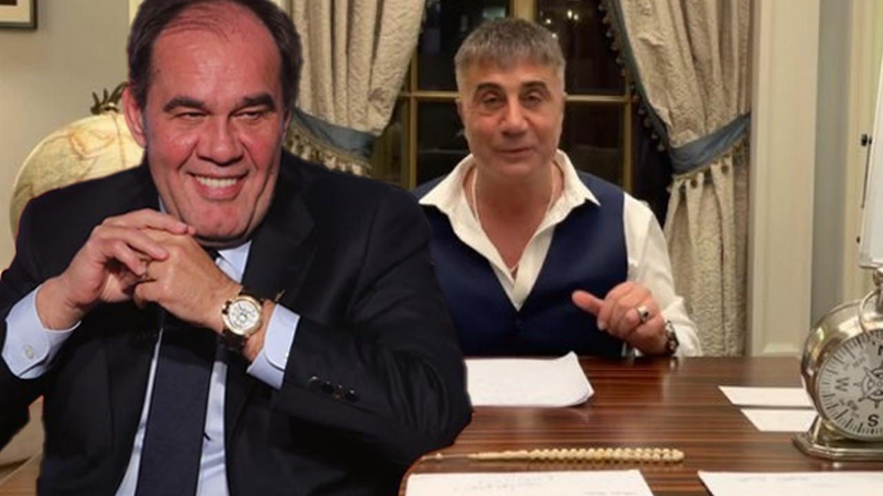 """Sedat Peker: """"Milletin malına nasıl el koyduğunuzu anlatacağım"""""""