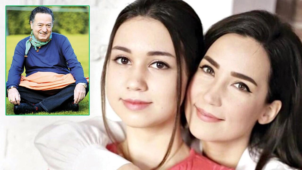 Aslı Gönül annesi İpek Açar'a vokal yaptı